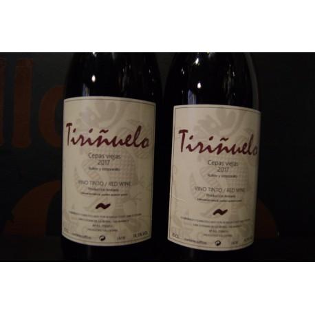 TIRIÑUELO, TINTO, 0,75 cl.
